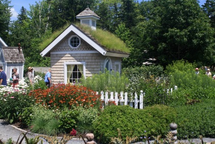 Children's Garden Cottage